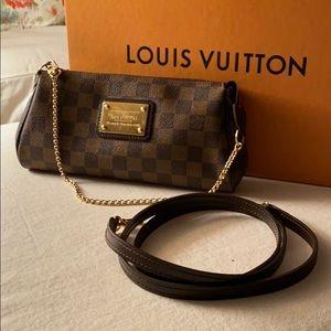 Louis Vuitton cross body / clutch